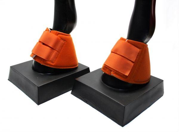 No Turn Bell Boots Größe M