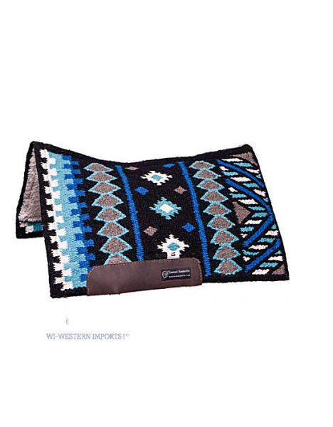 "CSF Pad ""DIAMOND STARS"" KURZPAD BLACK"